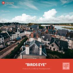 Free LUT Birds Eye Lookup Table Presetpro.com