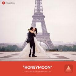 Free Luminar Ai Template Honeymoon Preset Presetpro.com